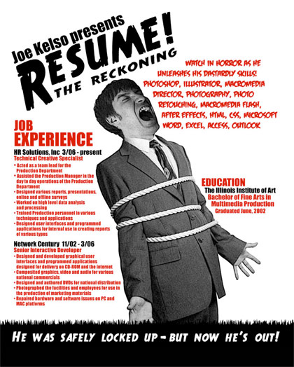 cv20 Creative resumes