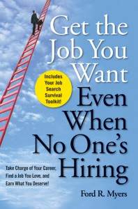 get the job you want cover 198x300 Book Review: Get the Job You Want Even When No One's Hiring