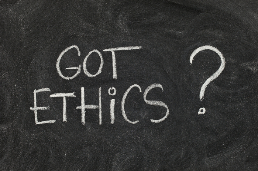 Got ethics2 PR Ethics – an Oxymoron?