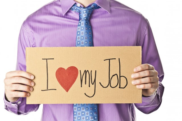 I love my job 639x425 PR Agencies Talk About Employee Retention