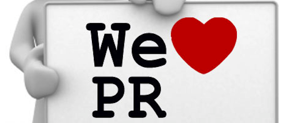 we love pr Signs that PR Has Become More than a Job for You