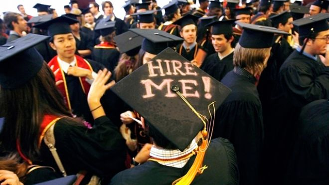 College Graduate Hire Me College Students: Its Never Too Early to Make Yourself More Hireable