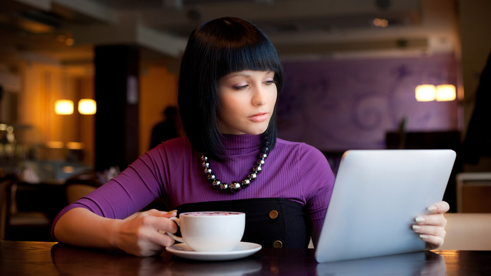 working coffee shop How is your 'coffice' etiquette?